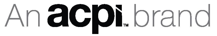 An acpi® brand